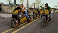 Buddy Bike para GTA San Andreas
