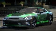 Nissan GT-R Egoist L2 para GTA 4