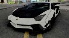 Lamborghini Aventador LP700-4 LB Limited Edition