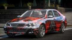 Lexus IS300 SP-R L2 para GTA 4