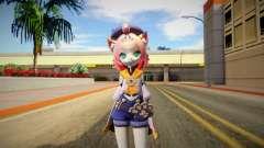 Diona From Genshin Impact para GTA San Andreas