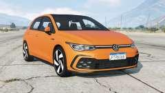 Volkswagen Golf GTI (Mk8) 〡-on 2020 para GTA 5