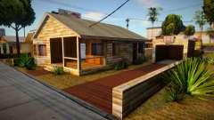 A nova casa da Big Smoke (boa qualidade) para GTA San Andreas