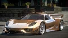 Porsche 918 SP Racing