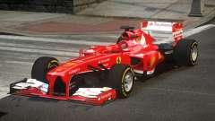 Ferrari F138 R5 para GTA 4