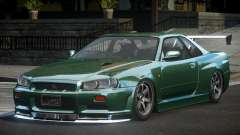 Nissan Skyline R34 GST V1.0