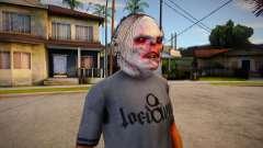 GTA V Halloween mask V1 para GTA San Andreas