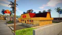 Nova textura de uma pizzaria em Edelwood para GTA San Andreas