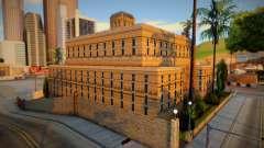 HQ Los Santos Hospital 1.0 para GTA San Andreas