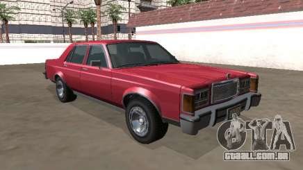 Marbella Star Advance (Carro Fictício) para GTA San Andreas