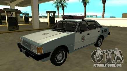 Chevrolet Opala da BM do estado de São Paulo para GTA San Andreas