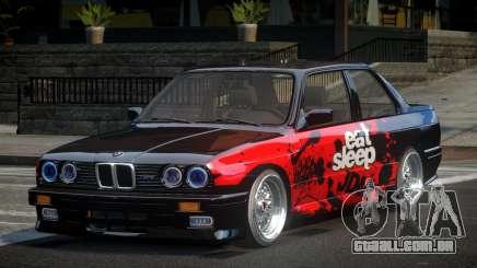 BMW M3 E30 BS Drift L1 para GTA 4