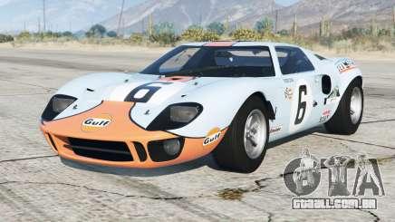 Ford GT40 (MkI) 1968〡add-on para GTA 5