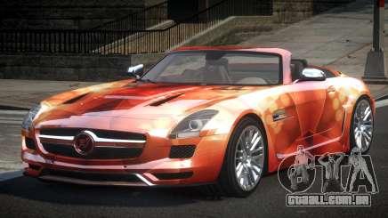 Mercedes-Benz SLS PSI-R L2 para GTA 4
