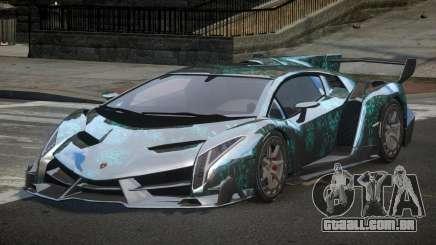 Lamborghini Veneno BS L6 para GTA 4