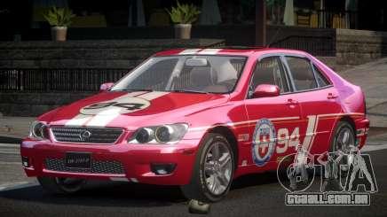 Lexus IS300 SP-R L5 para GTA 4