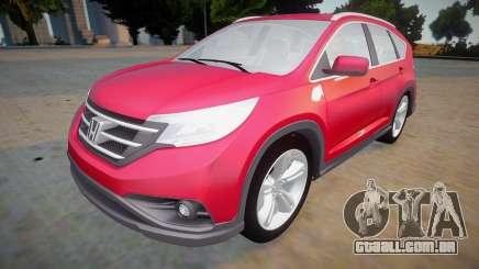 Honda CR-V 2014 para GTA San Andreas