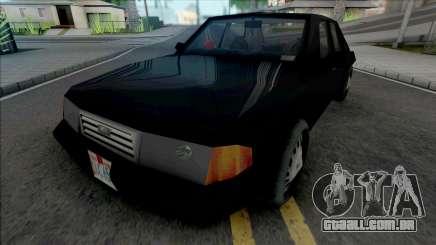 FBI Cruiser GTA LCS para GTA San Andreas