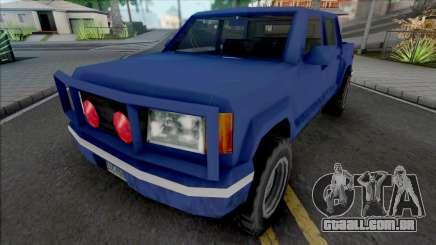 Cartel Cruiser GTA LCS para GTA San Andreas