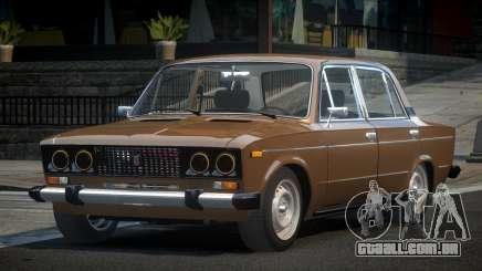 VAZ 2106 GS-R para GTA 4