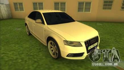 Audi S4 para GTA Vice City