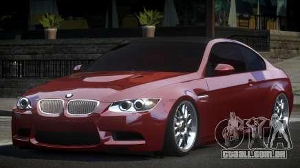 BMW M3 E92 SP V1.1 para GTA 4