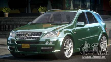 Mercedes-Benz ML63 PSI-B para GTA 4