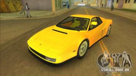 Ferrari Testarossa 1984 para GTA Vice City