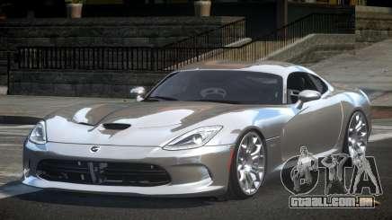 Dodge Viper GST-S para GTA 4