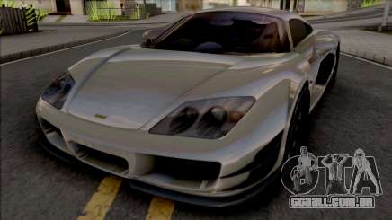 Noble M600 Street [HQLM] para GTA San Andreas