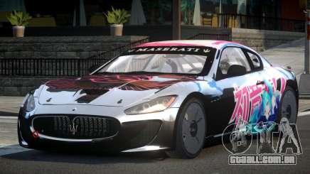 Maserati GranTurismo SP-R PJ5 para GTA 4