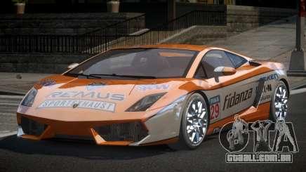 Lamborghini Gallardo Qz7 L10 para GTA 4