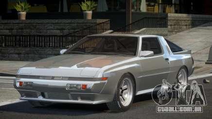 Mitsubishi Starion PSI-R para GTA 4