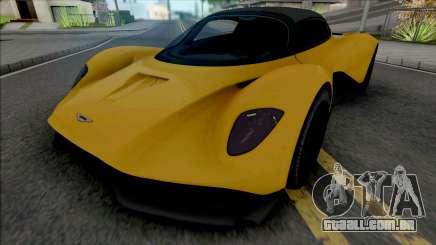 Aston Martin Valhalla (Beta) para GTA San Andreas