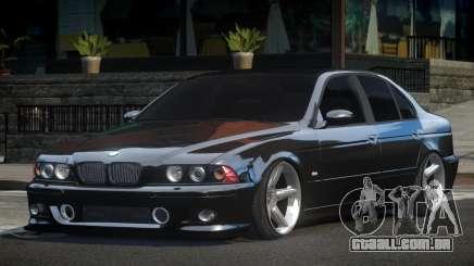 BMW M5 E39 90S para GTA 4