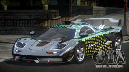 McLaren F1 GST-R L7 para GTA 4