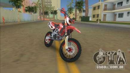 Sanchez de GTA IV para GTA Vice City