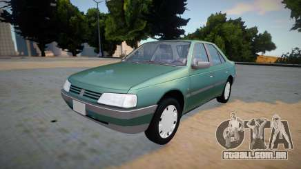 Peugeot 405 GLX (Detailed) para GTA San Andreas