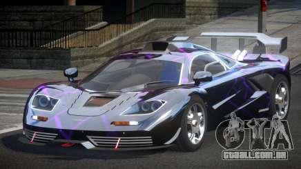 McLaren F1 GST-R L1 para GTA 4