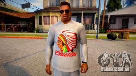 HD Long Sleeve para GTA San Andreas