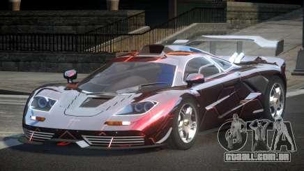 McLaren F1 GST-R L5 para GTA 4