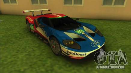 Ford Racing GT Le Mans Racecar para GTA Vice City