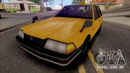 Yakuza 5 Remastered Taxi para GTA San Andreas