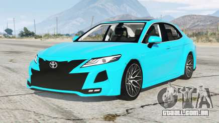 Toyota Camry XSE (XV70) 2018 Khann〡add-on para GTA 5