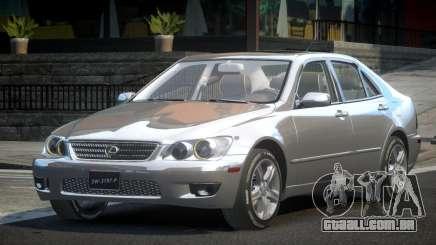Lexus IS300 SP-R para GTA 4