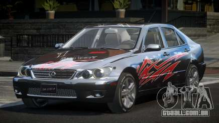 Lexus IS300 SP-R L9 para GTA 4