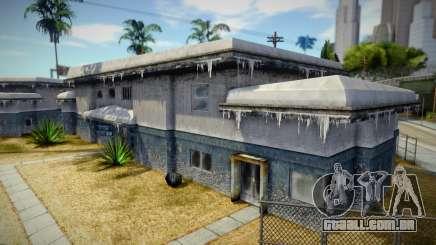 Winter House para GTA San Andreas