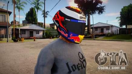SHARK RACE-R PRO [Jorge Lorenzo 2019 Edition] para GTA San Andreas