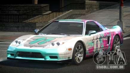 Acura NSX R-Style L5 para GTA 4