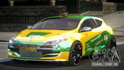 Renault Megane PSI-R PJ1 para GTA 4